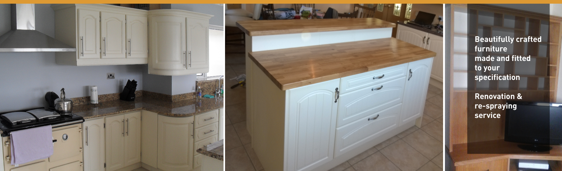 Fitted Furniture Kitchens Galway